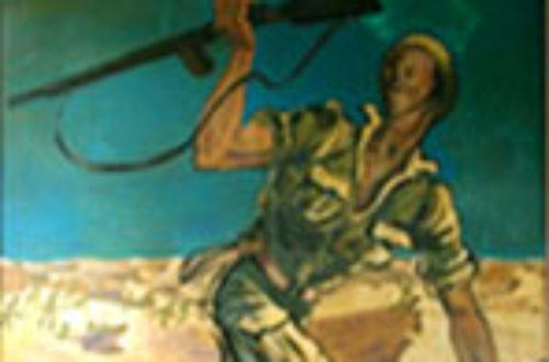 Article : Ancien Combattant:Tais toi!