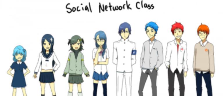 Article : Je suis de la Social Class Twitter!!! Et vous?