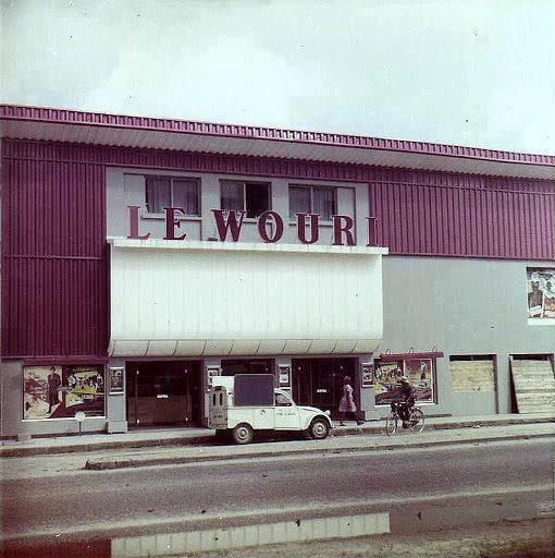 Le cinéma LE WOURI (Crédit photo Daniel Kameni)