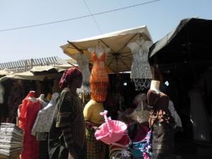 Le marché HLM5 (Crédit Photo Danielle Ibohn)