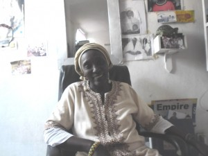 Anta Mbow Directrice de l'empire des enfants Sénégal - (Crédit Photo Danielle Ibohn)