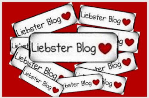 Article : Liebster blog…