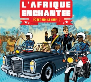 Crédit photo L'Afrique Enchantée---- Émission de France Inter
