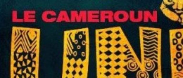 Article : Cameroon : United, yes we have to stand